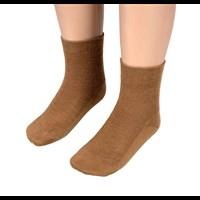 Носки детские ТОНКИЕ из верблюжьей шерсти (размеры 10 - 14)