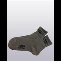 Носки из верблюжьей шерсти махровые