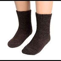 Носки детские ТОЛСТЫЕ из верблюжьей шерсти (размеры 10 - 14)