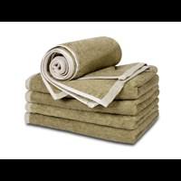 Полотенце санитарное из бамбуковой ткани с медной нитью
